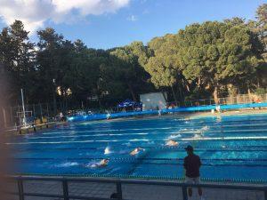 καλη επιτυχία κολύμβηση