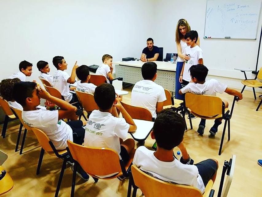 sport psychology session