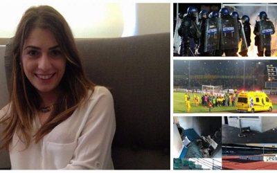 Η ανώμαλη εκτόνωση της Βίας στο ποδόσφαιρο