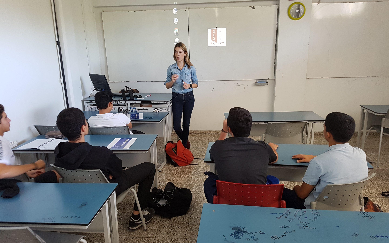 Με επιτυχία ολοκληρώθηκαν οι διαλέξεις Αθλητικής Ψυχολογίας στους μαθητές του Αθλητικού Σχολείου GC School