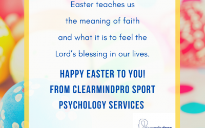 Ευχές για Καλό Πάσχα από την ομάδα του ClearmindPro